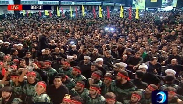 Sayyid Hassan Nasrullah über Syrien und Jemen