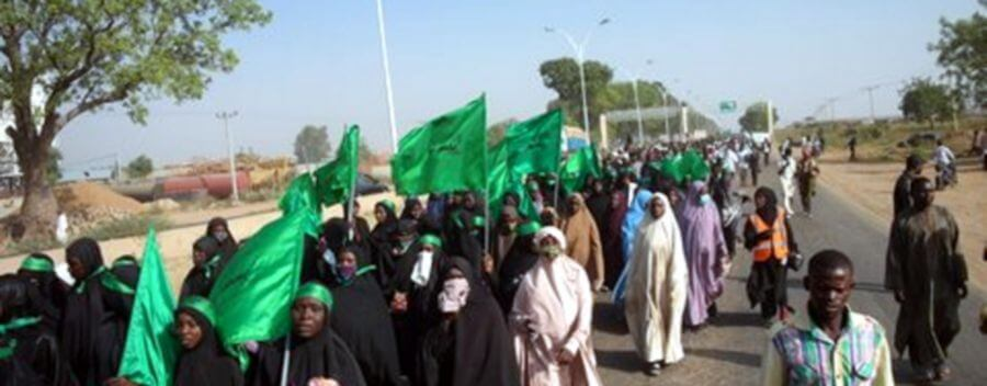 Schiiten in Nigeria
